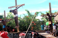 Passion Drama by the Melanesian Brotherhood of the Anglican Church of Melanesia