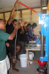 MBH opens new coconut crushing mill