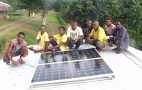 Kolaero now lights up with Solar