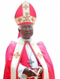 Archbishop David Vunagi