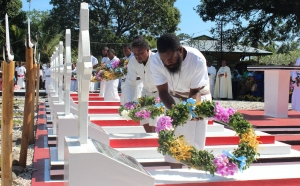 Melanesian Brotherhood commemorates 10th Anniversary of Seven Martyrs