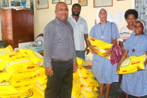 ACOM Commends Mission Partners and Aid donors for assistance