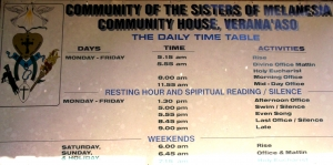 Community of the Sisters of Melanesia